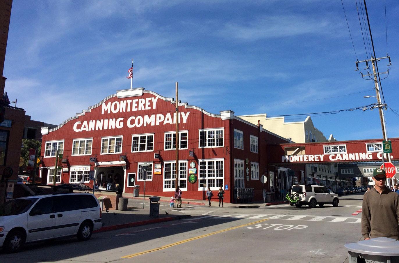 california weekend getaway monterey bay aquarium. Black Bedroom Furniture Sets. Home Design Ideas